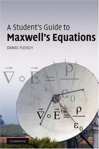 A Student's Guide to Maxwell's Equations 9780521701471