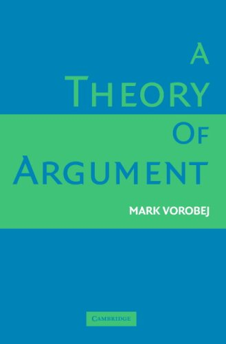 A Theory of Argument 9780521670258