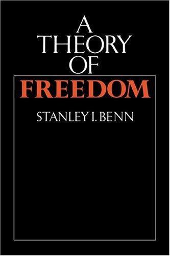 A Theory of Freedom 9780521348027