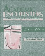 Academic Encounters: Human Behavior Student's Book: Reading, Study Skills, and Writing 9780521476584