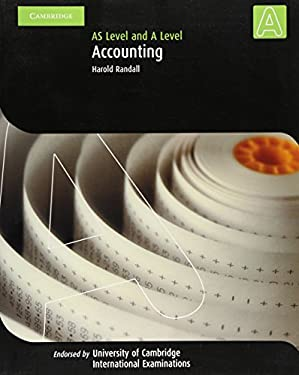 Accounting: As Level and a Level