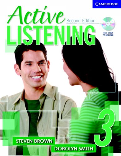 Active Listening 3 [With CD] 9780521678216