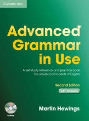 Advanced Grammar in Use [With CDROM]