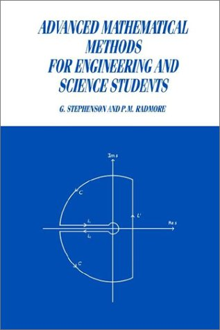 Advanced Mathematical Methods for Engineering and Science Students 9780521368605