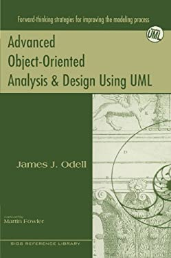 Advanced Object-Oriented Analysis and Design Using UML 9780521648196
