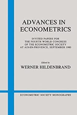 Advances in Econometrics 9780521312677
