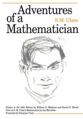 Adventures of a Mathematician 9780520071544