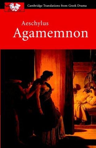 Aeschylus: Agamemnon 9780521010757