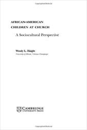 African-American Children at Church: A Sociocultural Perspective
