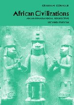 African Civilizations: An Archaeological Perspective 9780521596909
