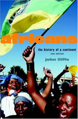 Africans: The History of a Continent 9780521682978
