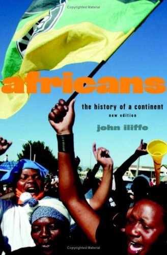 Africans: The History of a Continent 9780521864381