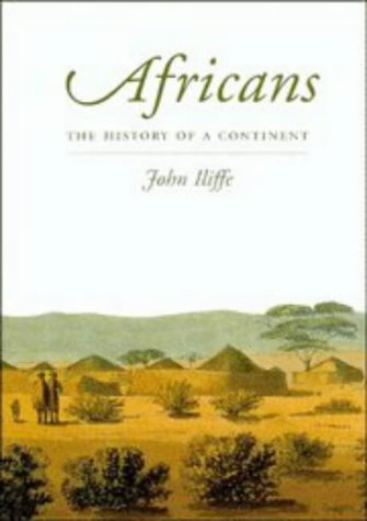 Africans: The History of a Continent 9780521482356