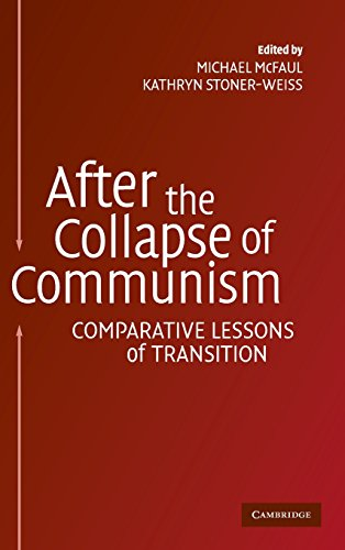 After the Collapse of Communism: Comparative Lessons of Transition 9780521834841