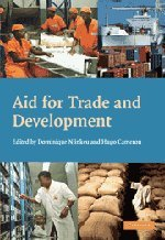 Aid for Trade and Development 9780521757256