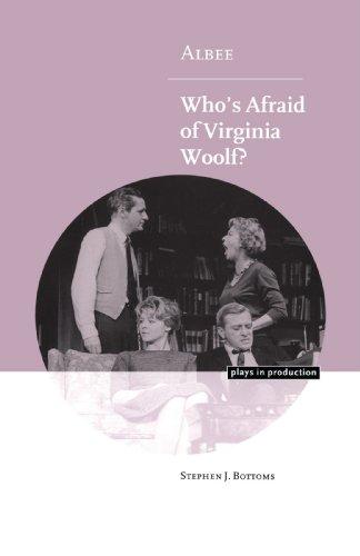 Albee: Who's Afraid of Virginia Woolf? 9780521635608