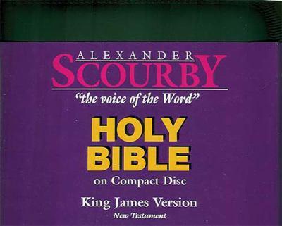 Alexander Scourby New Testament-KJV 9780529103840