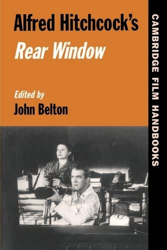 Alfred Hitchcock's Rear Window 9780521564533