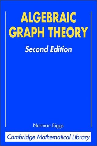 Algebraic Graph Theory 9780521458979