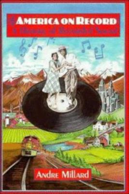 America on Record: A History of Recorded Sound 9780521475440