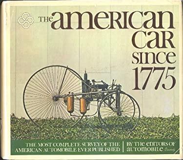 American Cars Since 1775