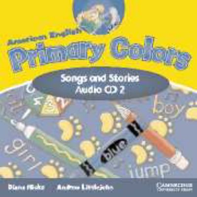 American English Primary Colors 2 9780521539227