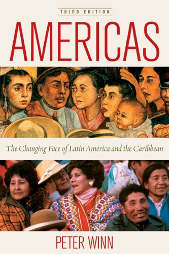 Americas: The Changing Face of Latin America and the Caribbean 9780520245013
