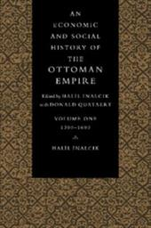 An Economic and Social History of the Ottoman Empire, 1300 1914 2 Volume Paperback Set