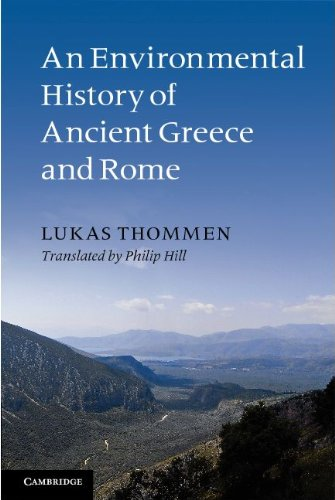 An Environmental History of Ancient Greece and Rome 9780521174657