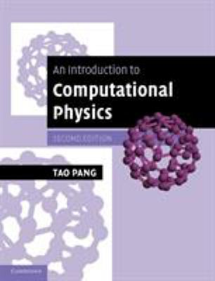 An Introduction to Computational Physics 9780521532761