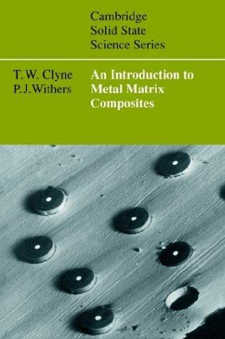 An Introduction to Metal Matrix Composites 9780521483575