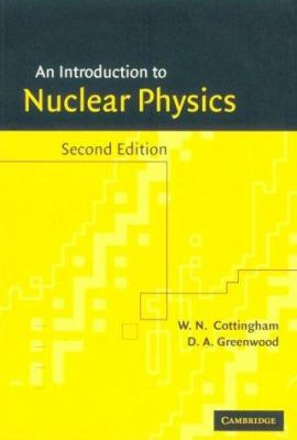 An Introduction to Nuclear Physics 9780521657334