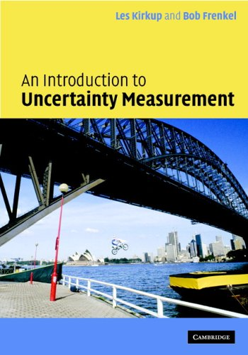 An Introduction to Uncertainty in Measurement Using the Gum: Guide to the Expression of Uncertainty in Measurement 9780521605793