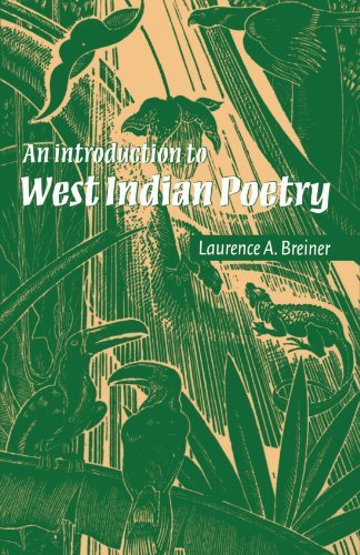 An Introduction to West Indian Poetry 9780521587129