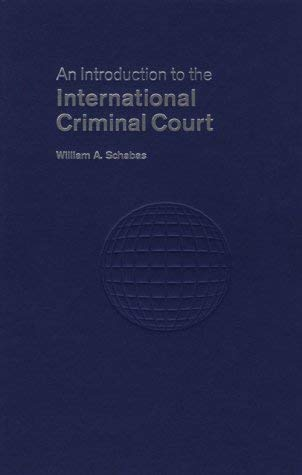 An Introduction to the International Criminal Court 9780521804578