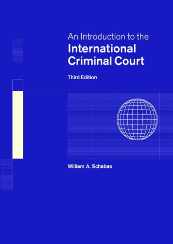 An Introduction to the International Criminal Court 9780521881258