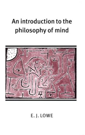 An Introduction to the Philosophy of Mind 9780521654289
