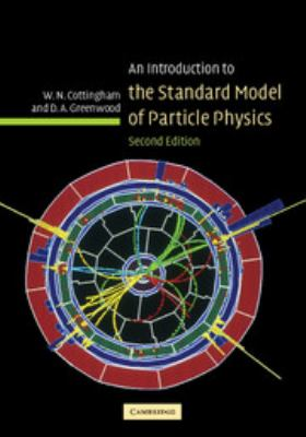 An Introduction to the Standard Model of Particle Physics 9780521852494