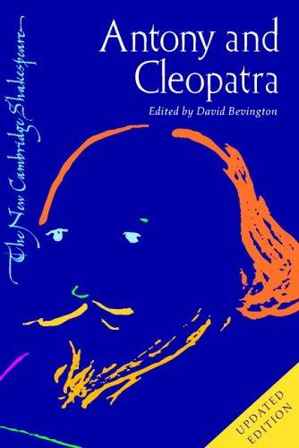 Antony and Cleopatra 9780521612876