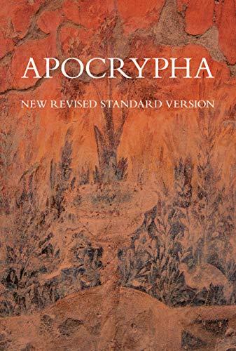 Apocrypha-NRSV 9780521507769