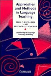 Approaches and Methods in Language Teaching: A Description and Analysis