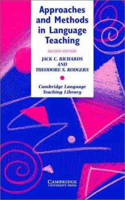 Approaches and Methods in Language Teaching 9780521803656