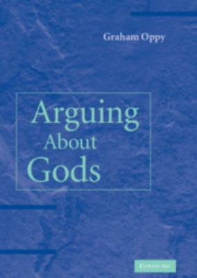 Arguing about Gods 9780521122641