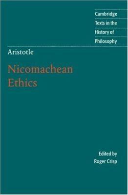 Aristotle: Nicomachean Ethics 9780521632218