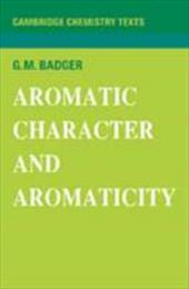 Aromatic Character and Aromaticity 1723629