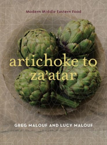 Artichoke to Za'atar: Modern Middle Eastern Food 9780520254138
