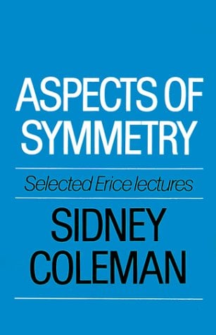 Aspects of Symmetry 9780521318273
