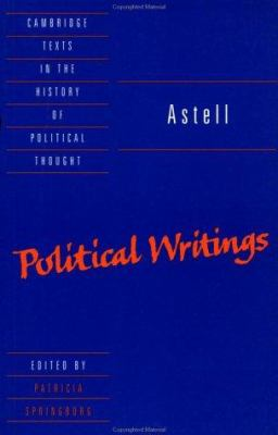 Astell: Political Writings 9780521418003