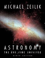 Astronomy: The Evolving Universe - 9th Edition