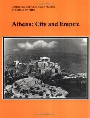 Athens: City and Empire Students Book